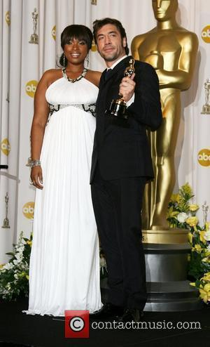 Jennifer Hudson and Javier Bardem