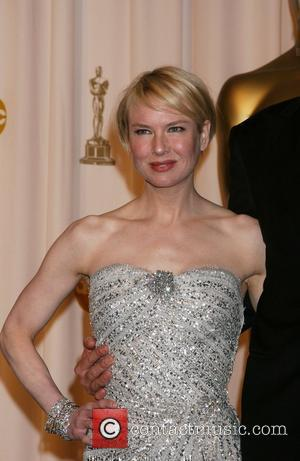 Renee Zellweger, The Oscars 2008