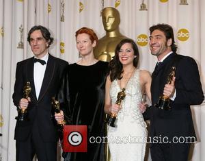 Daniel Day Lewis, Marion Cotillard and Tilda Swinton
