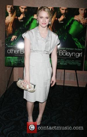 Leven Rambin attends a private screening of 'The Other Boylen Girl' at the Regal Cinemas - Arrivals New York City,...