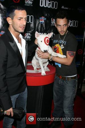 Marc Jacobs and Jason Preston