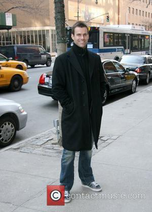 Cameron Mathison out and about in Manhattan New York City, USA - 11.03.08