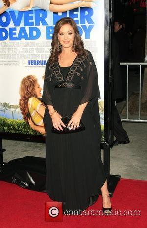 Leah Remini Los Angeles film premiere of 'Over Her Dead Body' held at The ArcLight Theatre - Arrivals Hollywood, California...