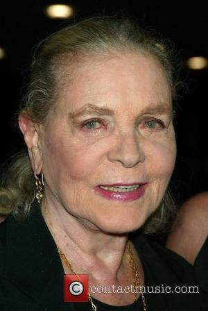 Lauren Bacall Opening night of the Roundabout Theater Off-Broadway production of