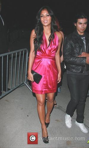 Nicole Scherzinger, P Diddy and Sean Combs