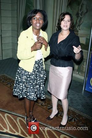 Deborah Roberts and Marcia Gay