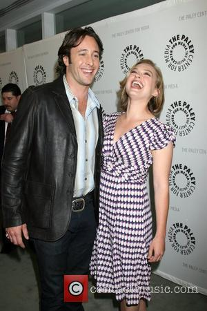 Sophia Myles and Alex O'Loughlin Paley Center for Media evening with 'Moonlight' held at the Paley Center. Beverly Hills, California...