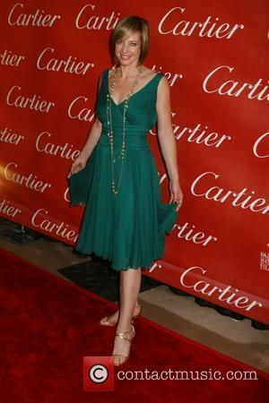 Allison Janney 19th Annual Palm Springs International Film Festival Awards Gala Presented by Cartier - Arrivals Palm Springs Convention Center,...