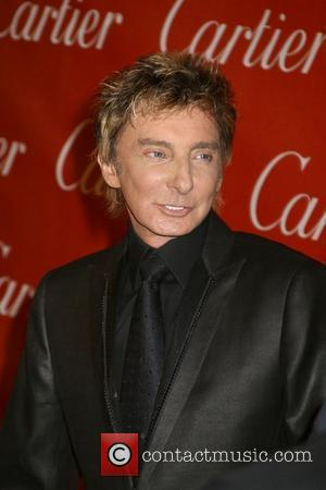 Palm Springs Convention Center, Barry Manilow