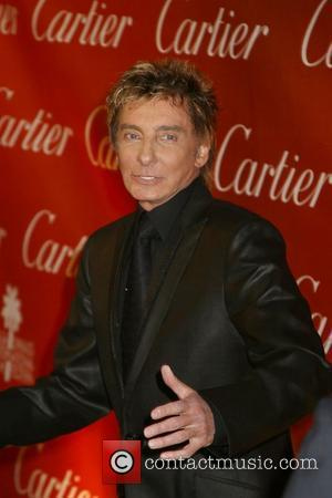 Manilow's Emmy Surgery Charm