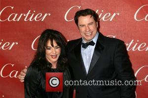Stockard Channing and John Travolta 19th annual Palm Springs International Film Festival Awards Gala presented by Cartier at the Palm...