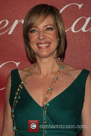 Allison Janney 19th Annual Palm Springs International Film Festival Awards Gala Presented by Cartier - Arrivals Palm Springs Convention Center...
