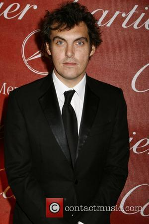 Joe Wright 19th Annual Palm Springs International Film Festival Awards Gala Presented by Cartier - Arrivals Palm Springs Convention Center,...