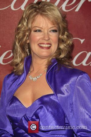 Mary Hart 19th Annual Palm Springs International Film Festival Awards Gala Presented by Cartier - Arrivals Palm Springs Convention Center...