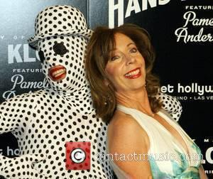 Rita Rudner Hans Klok's 'The Beauty of Magic' featuring Pamela Anderson opens at Planet Hollywood Resort and Casino - Arrivals...