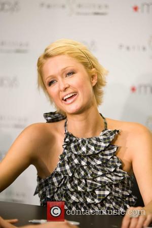 Paris Hilton, Macy's