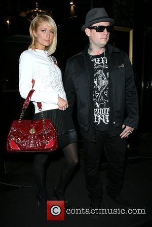Benji Madden, Dorchester Hotel, Paris Hilton