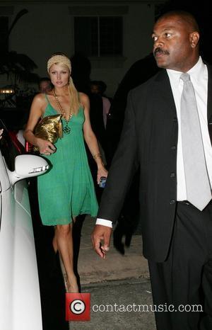 Paris Hilton and Sting