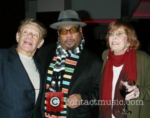 Jerry Stiller, Stew aka Mark Stewart, Anne Meara Opening night of the Broadway musical 'Passing Strange' afterparty held at ESpace...
