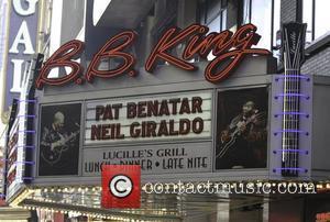 Pat Benatar and Bb King
