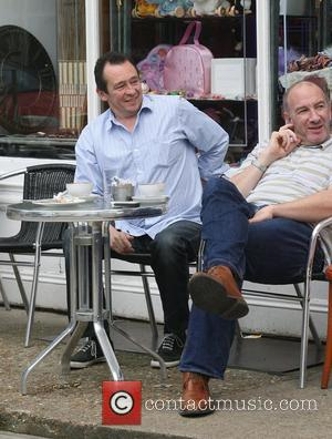Paul Whitehouse and Simon Day