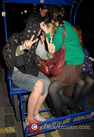 Peaches Geldof and The Streets