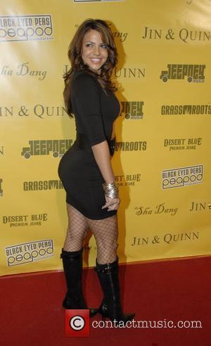 Vida Guerra Black Eyed Peas Peapod Benefit and birthday party for Apl De Ap  at Vanguard Hollywood Hollywood, California...