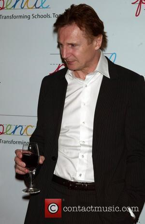 Liam Neeson PENCIL's annual gala 2008 at Cipriani Wall Street New York City, USA - 15.04.08