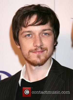 Mcavoy Will Quit Movies For Wife