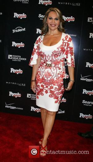Maria Elena Salinas People en Espanol Celebrates its 12th Annual '50 Most Beautiful' Issue, held at Mansion - Arrivals New...