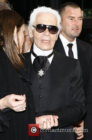 Lagerfeld Hated Watching Himself On Film
