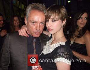 Udo Kier and Eva-maria May