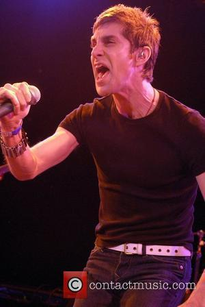 Perry Farrell performing live with the Paul Green School of Rock at the Roxy Theatre in West Hollywood. West Hollywood,...