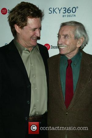 Bill Pullman and Edward Albee  Opening Night After Party for