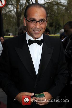 Theo Paphitis Professional Footballers' Association (PFA) Awards held at Grosvenor House Hotel London, England - 27.04.08