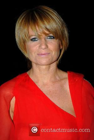 Patsy Palmer The Pink Ice Ball held at the Waldorf Hilton Hotel - Arrivals London, England - 05.10.07
