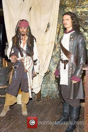 Johnny Depp, Madame Tussauds