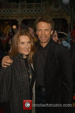 Linda Bruckheimer, Jerry Bruckheimer World Premiere of Walt Disney Pictures 'Pirates Of The Caribbean: At World's End' held at Disneyland...