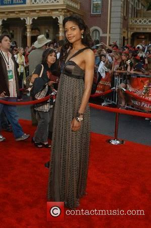 Naomie Harris World Premiere of Walt Disney Pictures 'Pirates Of The Caribbean: At World's End' held at Disneyland Park Anaheim,...