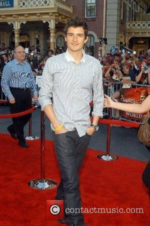 Disneyland, Orlando Bloom
