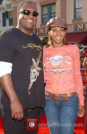 Rodney Peete and Holly Robinson Peete World Premiere of Walt Disney Pictures 'Pirates Of The Caribbean: At World's End' held...