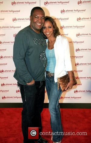 Rodney Peete and Holly Peete The grand opening celebration of Planet Hollywood Resort & Casino - Red Carpet Las Vegas,...