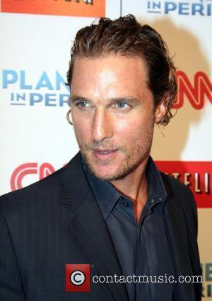 Matthew Mcconaughey, Hollywood Roosevelt Hotel