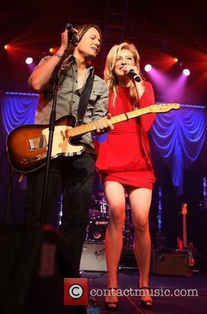 Keith Urban and Sarah Buxton