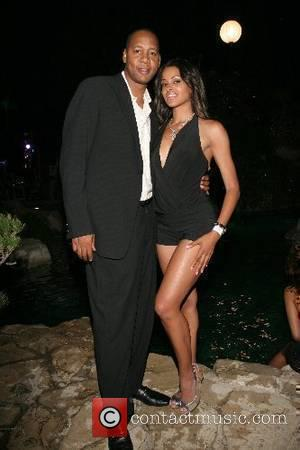 Mark Curry and Claudia Jordan 2nd Annual All Star Night at the Playboy Mansion, hosted by Celebrity Locker Room, benefiting...