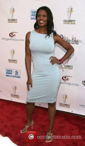 Omarosa Manigault-Stallworth 2nd Annual All Star Night at the Playboy Mansion, hosted by Celebrity Locker Room, benefiting the Cure Autism...