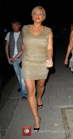 Jade Goody Playboy London Flagship Store opening party at 'Sketch' London, England - 27.09.07