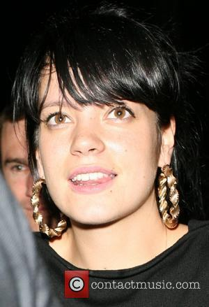 Lily Allen and Playboy
