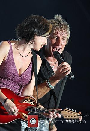 Rod Stewart Gives Daughter Tour Advice