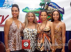 En Vogue Plymouth Jazz Festival, 2008 - Day 2 Plymouth, Trinidad and Tobago - 26.04.08